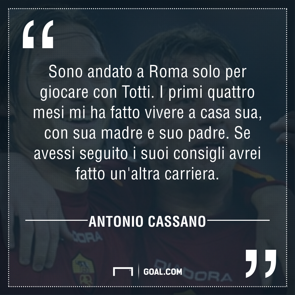 Cassano cerca squadra: