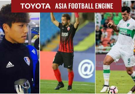 VOTE: Asia player of the week