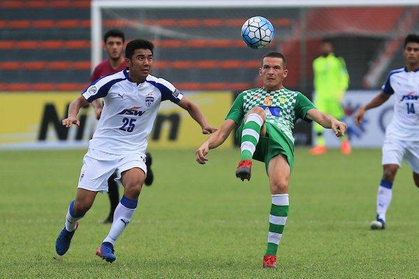Maziya vs Bengaluru FC