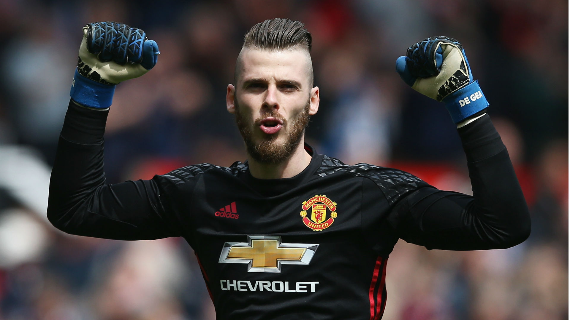 David De Gea It s a dream to be at Manchester United
