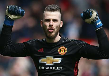 Mou guarantees De Gea stay