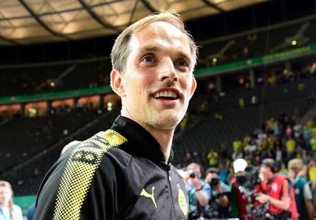 Borussia Dortmund sack Tuchel