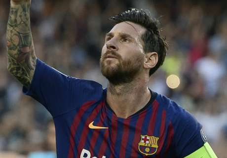 Barca the new Galacticos as Messi lights up UCL
