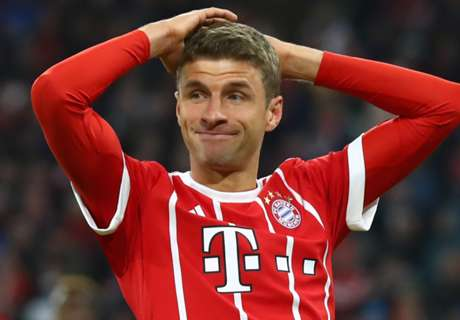 RUMOURS: Liverpool wanted €100m Muller