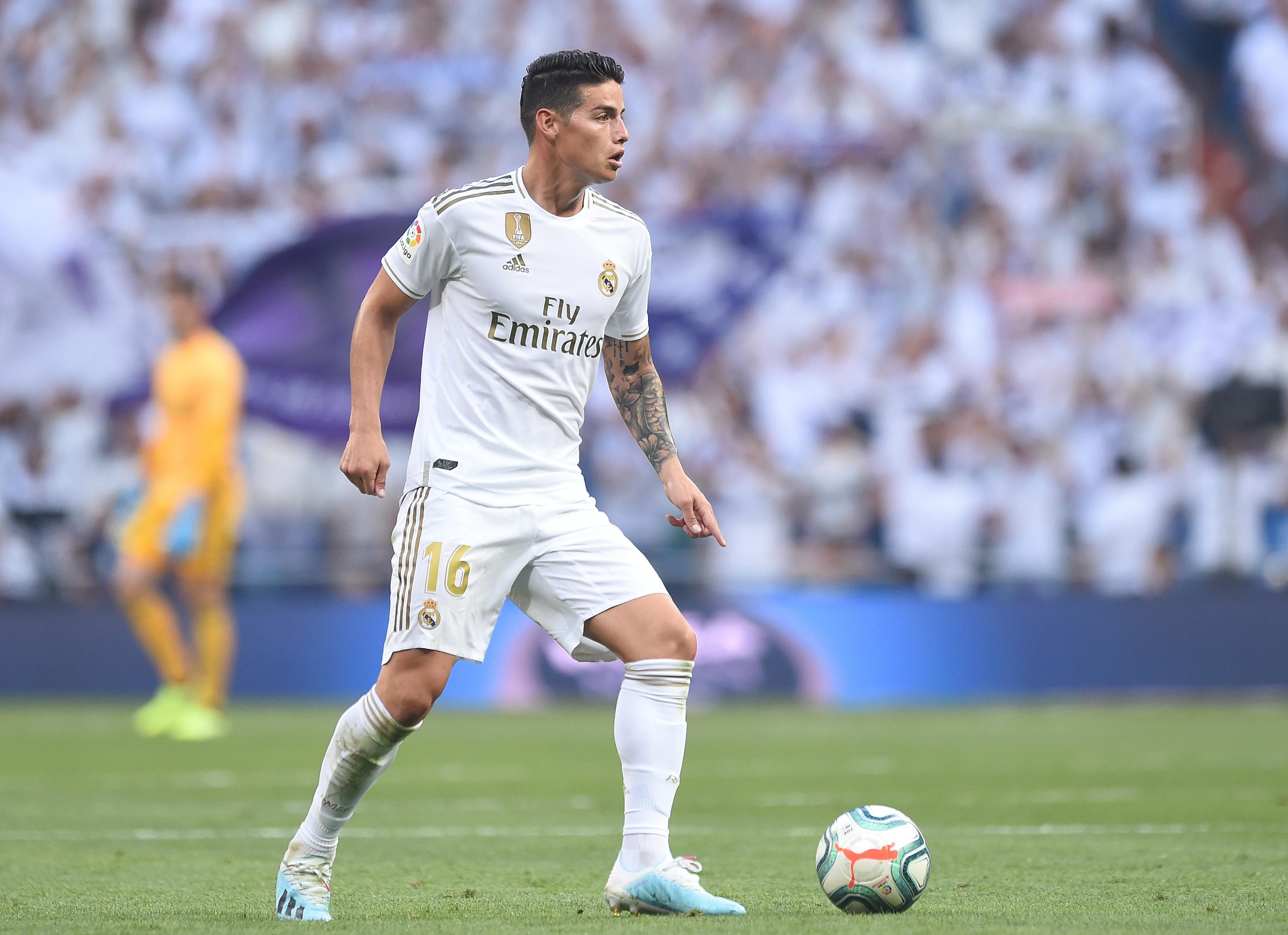 """Real Madrid, James """"s'occupe plus de ses cheveux que de sa carrière"""""""