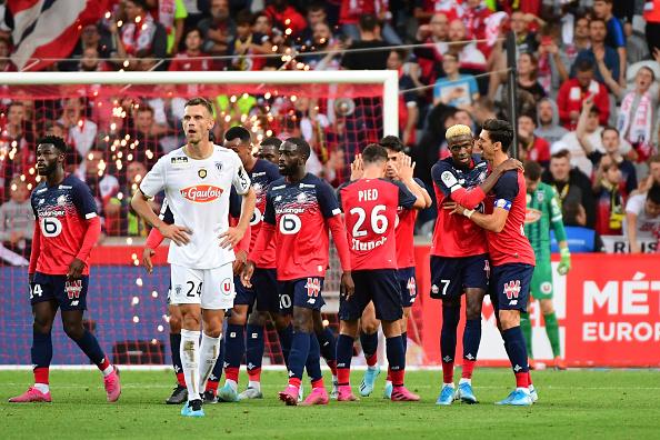 Lille 2-1 Angers - À la maison, le LOSC et Osimhen sont rodés
