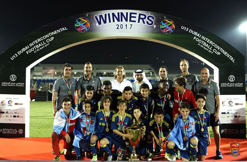 U13 Dubai Intercontinental Football Cup
