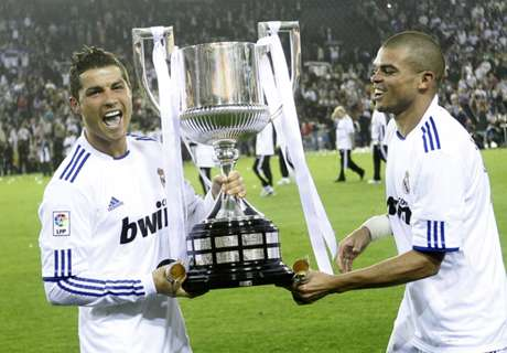 Ronaldo's full list of Real trophies is staggering