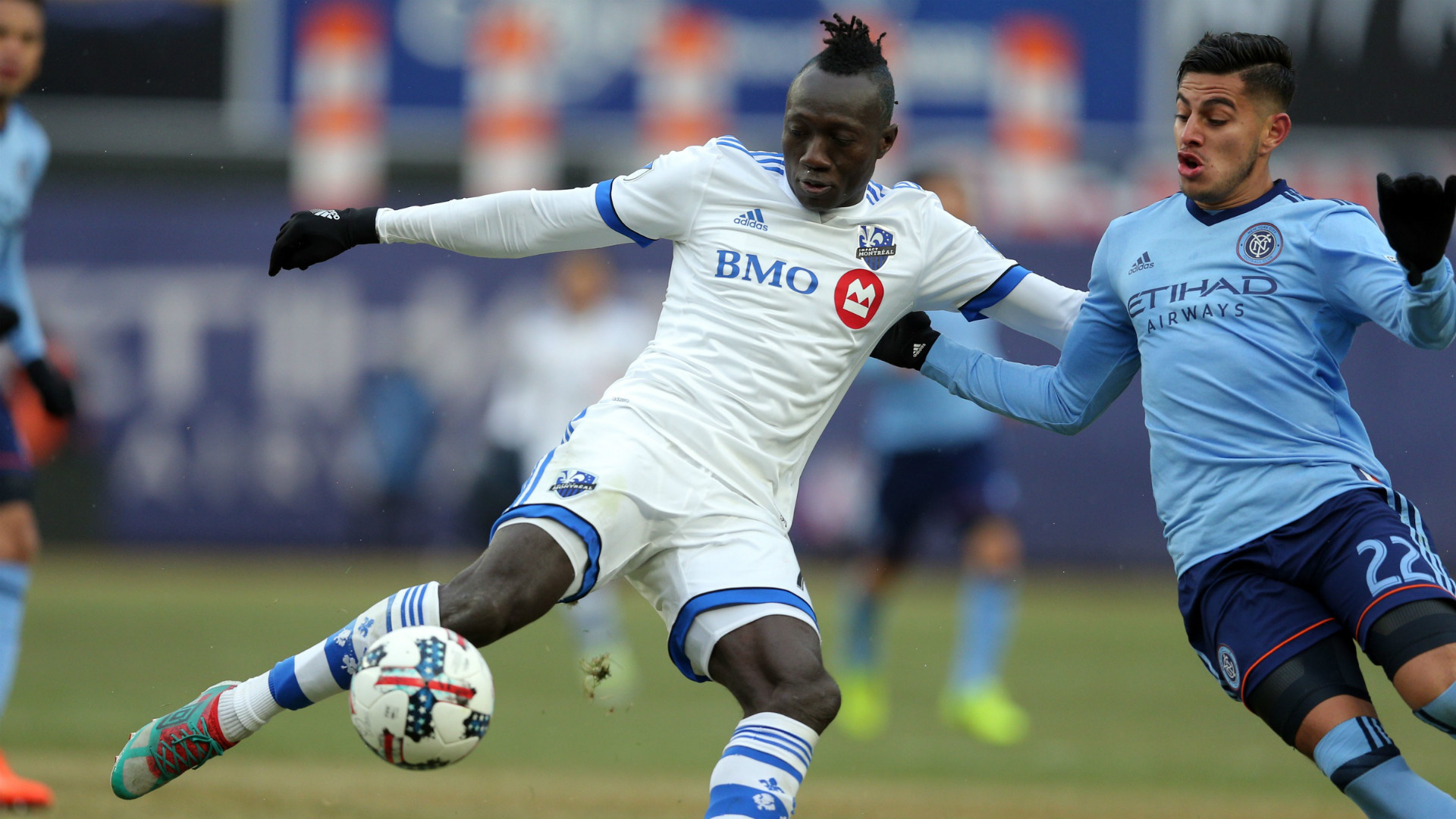Dom Oduro MLS Montreal Impact 3172017