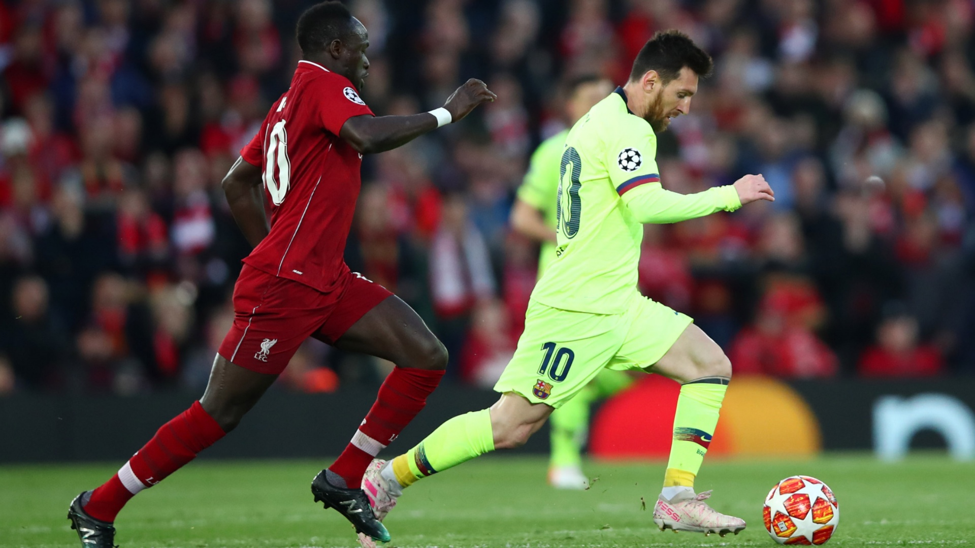 It is a shame Mane finished fourth in Ballon d'Or - Messi