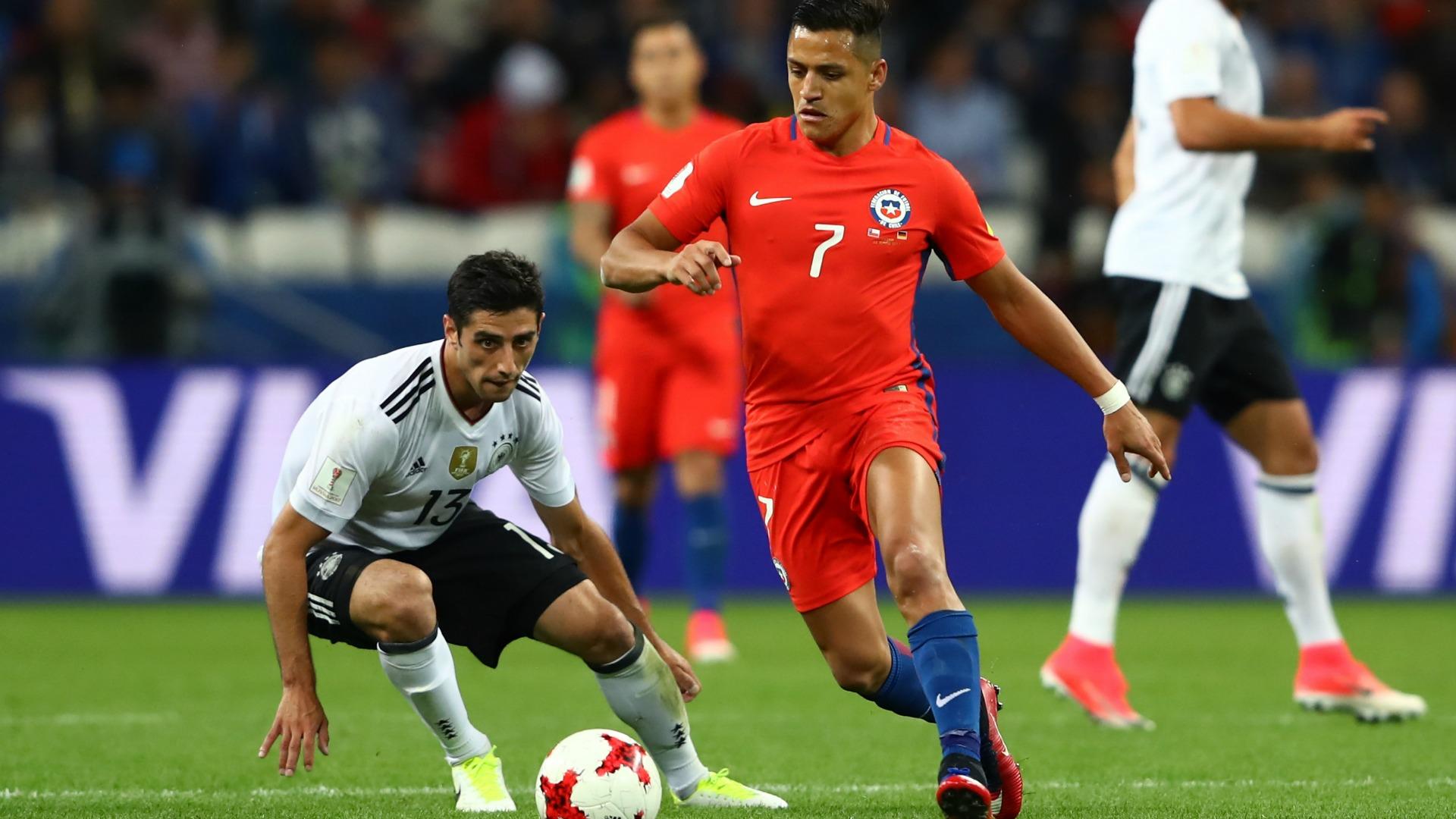 Chile califica a semifinales de la Confederaciones y México sorprende a Rusia