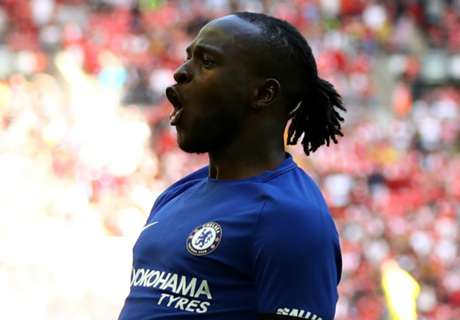 Moses thrilled with Chelsea's victory