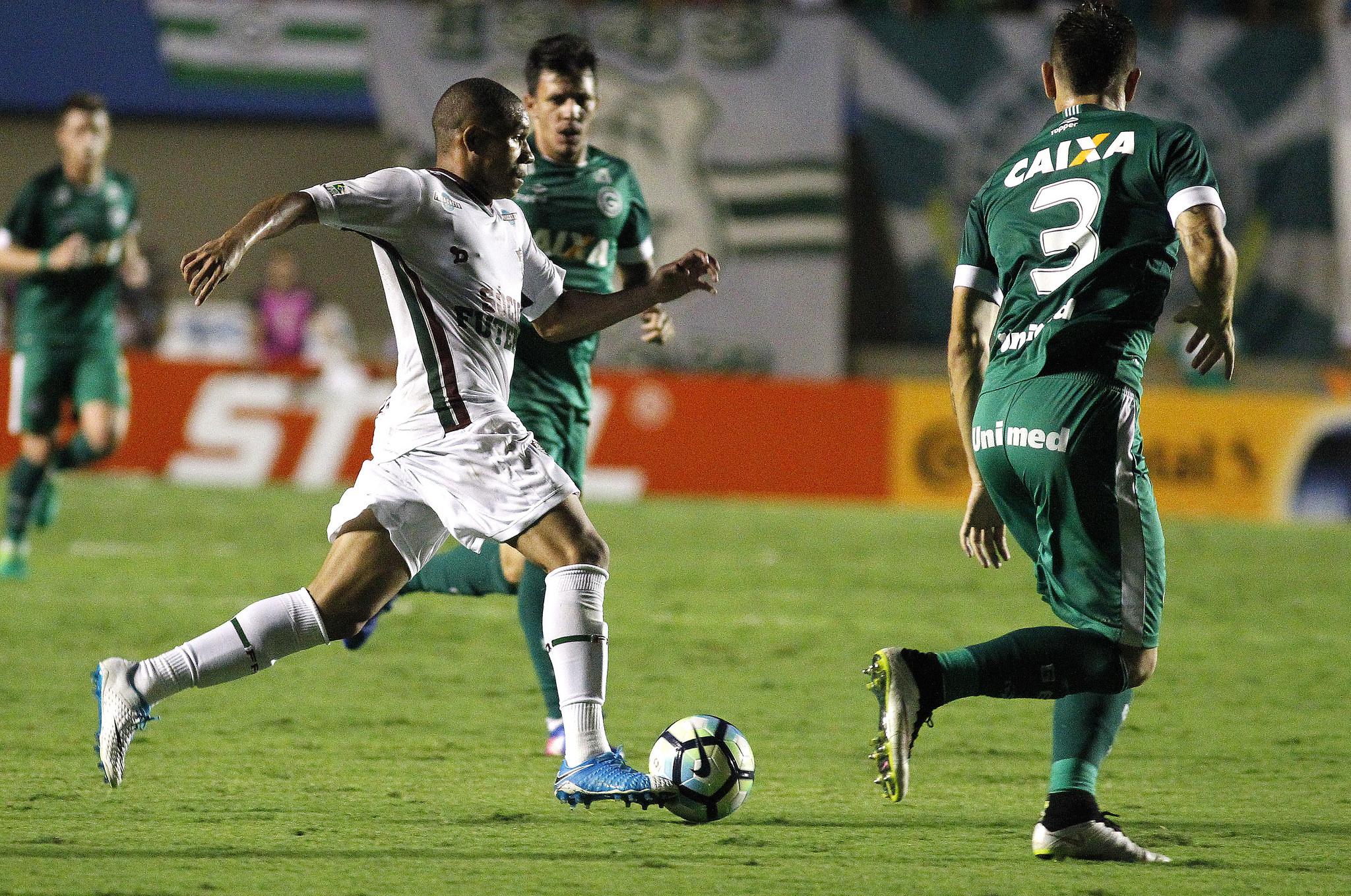Fluminense elimina o Goiás e vai às oitavas da Copa do Brasil