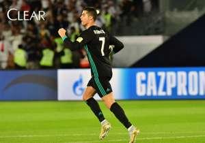 Cristiano Ronaldo marca el primer gol contra el Gremio, la apuesta en la final del Mundial de Clubes