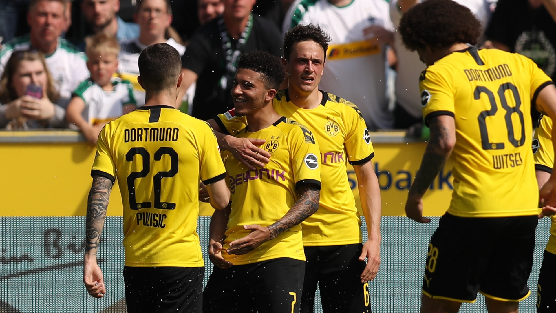 Dortmund 'very clearly' Bundesliga favourites over Bayern Munich, claims ex-defender