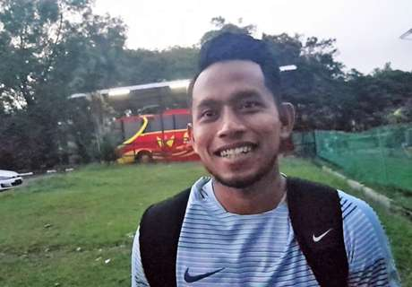 Andik excited at Amri's return