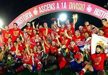 Equipos catalanes en Primera