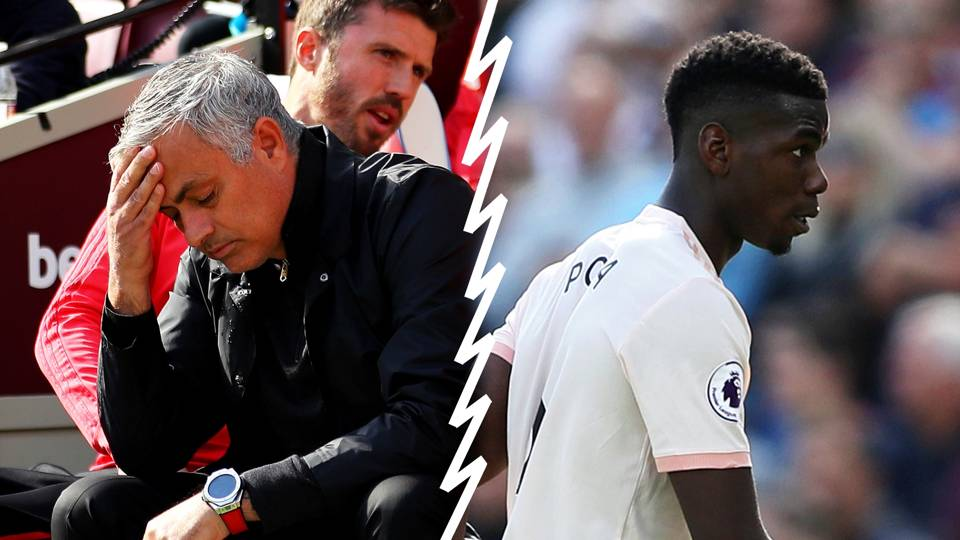 Mourinho is losing the dressing room as Man Utd hammered and humiliated