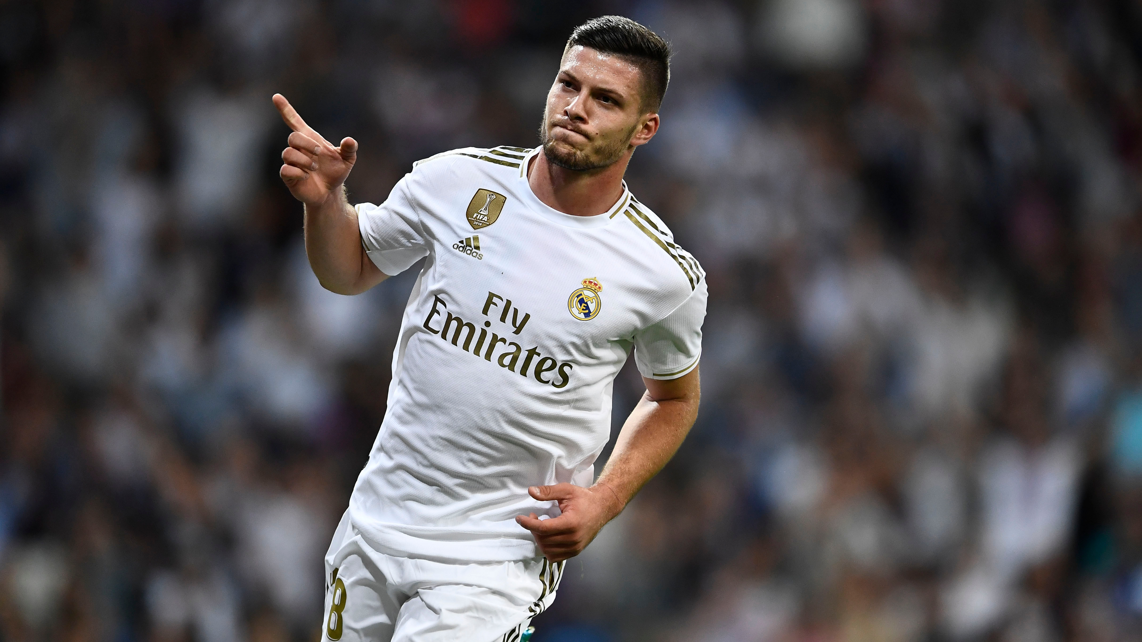 Real Madrid, la stat très peu flatteuse de Luka Jovic
