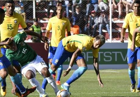 Golman izludio Neymara, Brazil zaustavljen u Boliviji