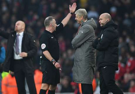 Wenger charged for foul-mouthed ref rant