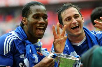 Top 10 Africans at Man City, Chelsea