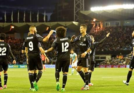 Betting: Malaga v Real Madrid