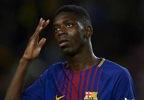 Dembele on course for Clasico