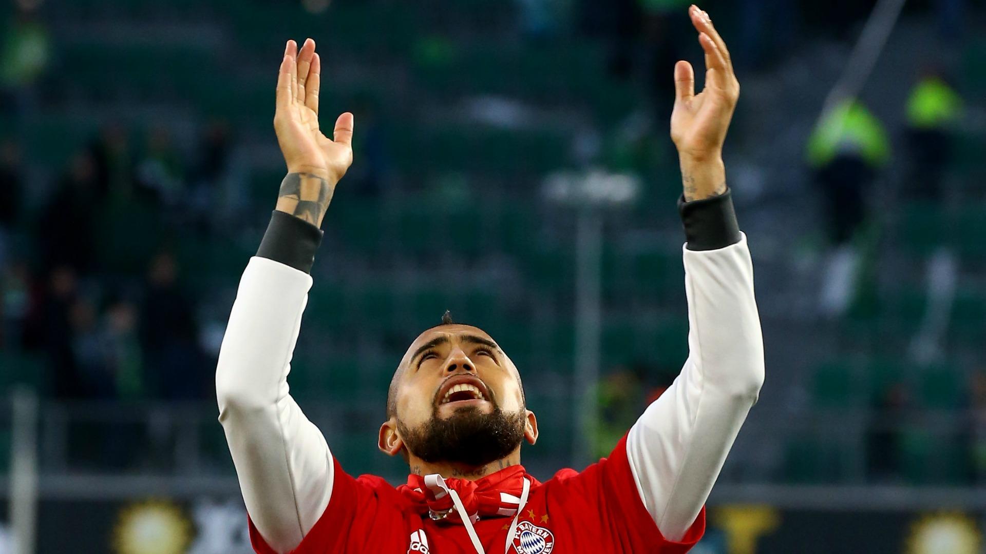 Vota por Arturo Vidal para que sea el mejor mediocampista de Alemania