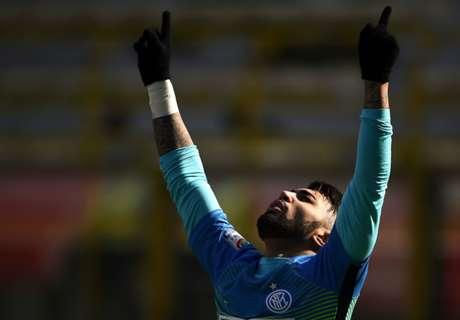 Gabigol comes on to save Inter