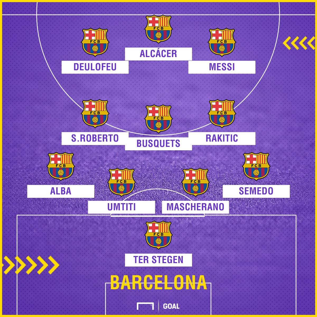 GFX Barcelona XI