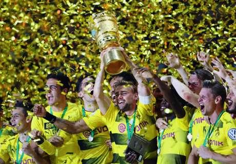 DAFTAR JUARA DFB-Pokal (1935-2017)