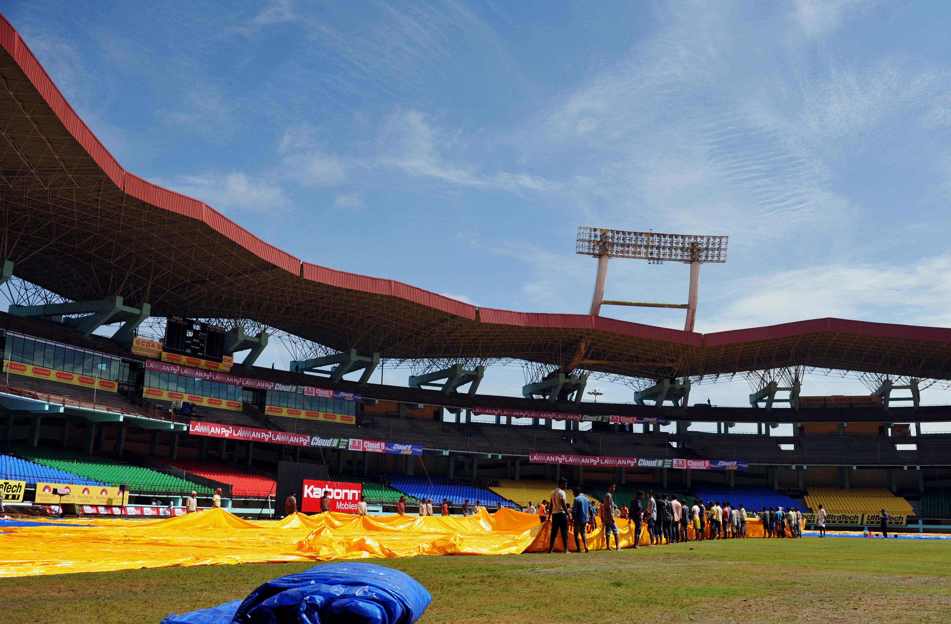 Kerala Blasters CEO Varun Tripuraneni - 'Dream is to have our own stadium'