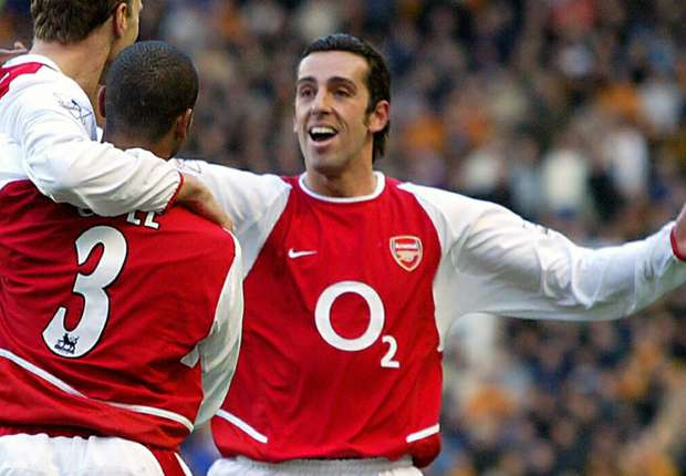 Arsenal Invincible Edu eyes great homecoming when Brazil take on Uruguay at the Emirates