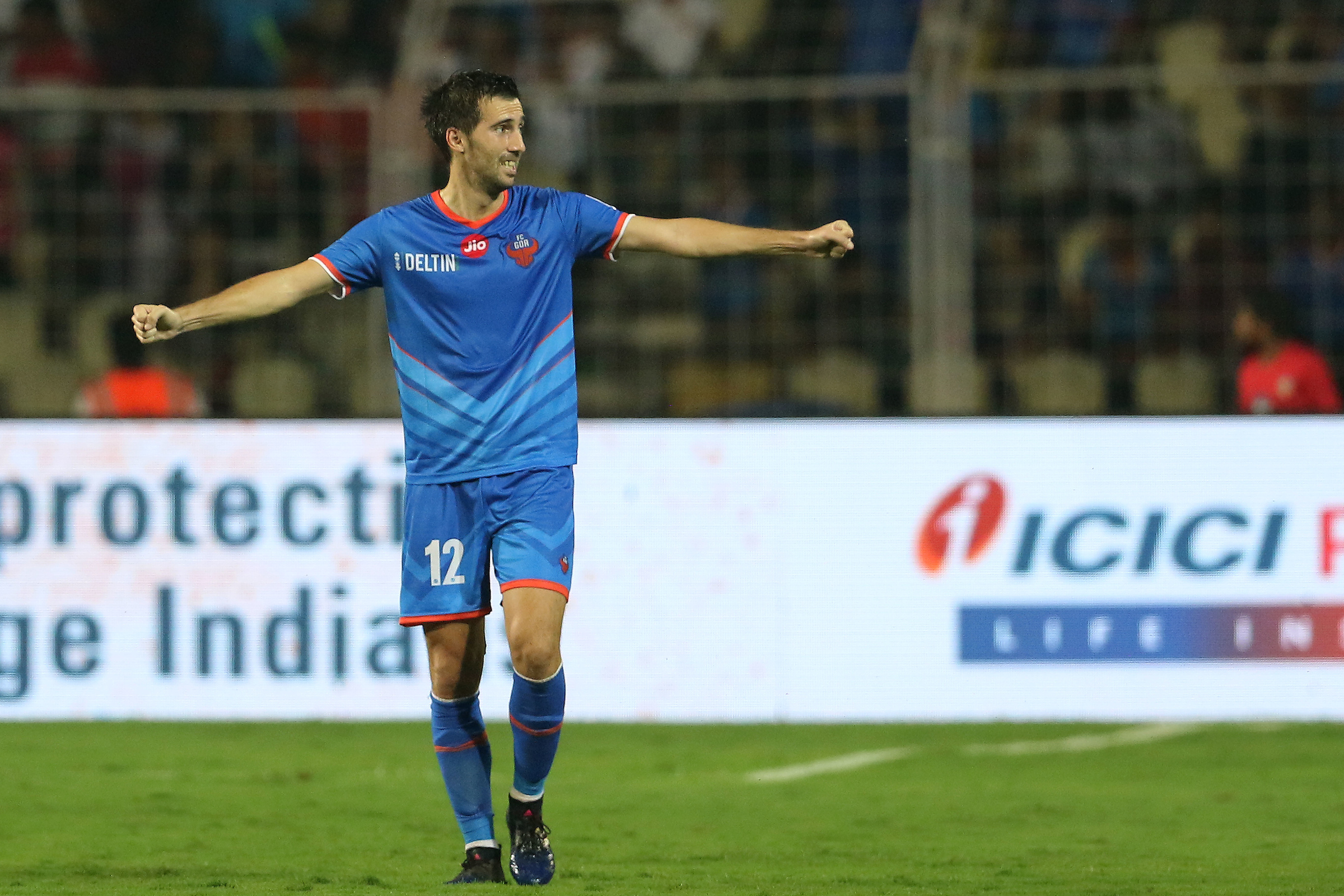 ISL: Manuel Lanzarote - I don't want to work with Sergio Lobera
