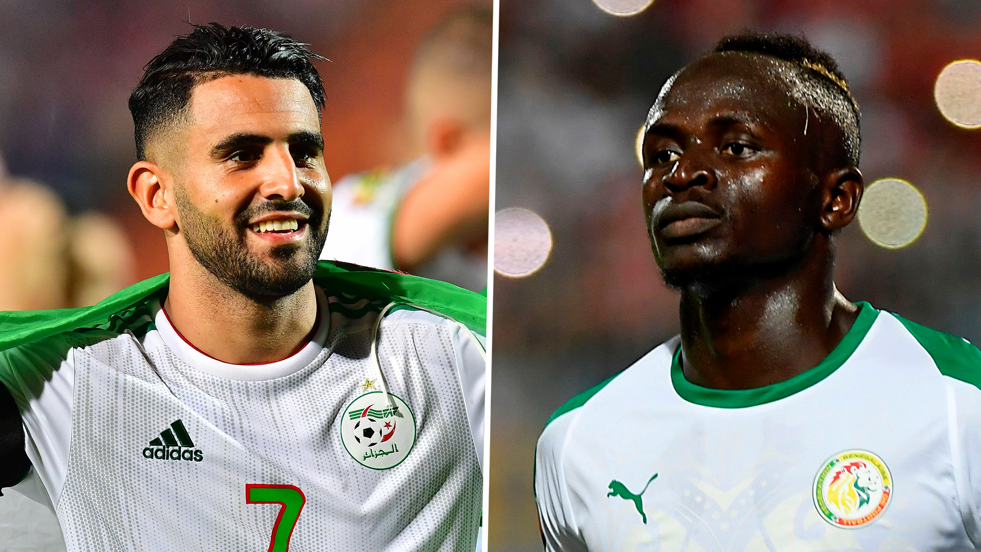 Video: Top 10 best players at Afcon 2019