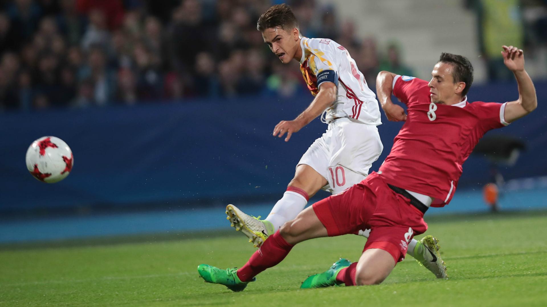 Serbia U21 Spain U21