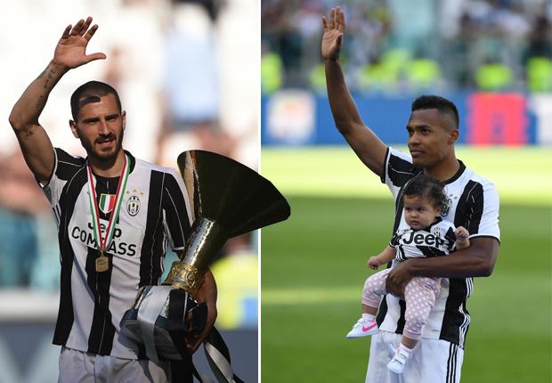 Chelsea readying £100m attack to sign Juventus stars Alex Sandro and Leonardo Bonucci
