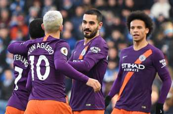 City's second-half salvo sinks Huddersfield