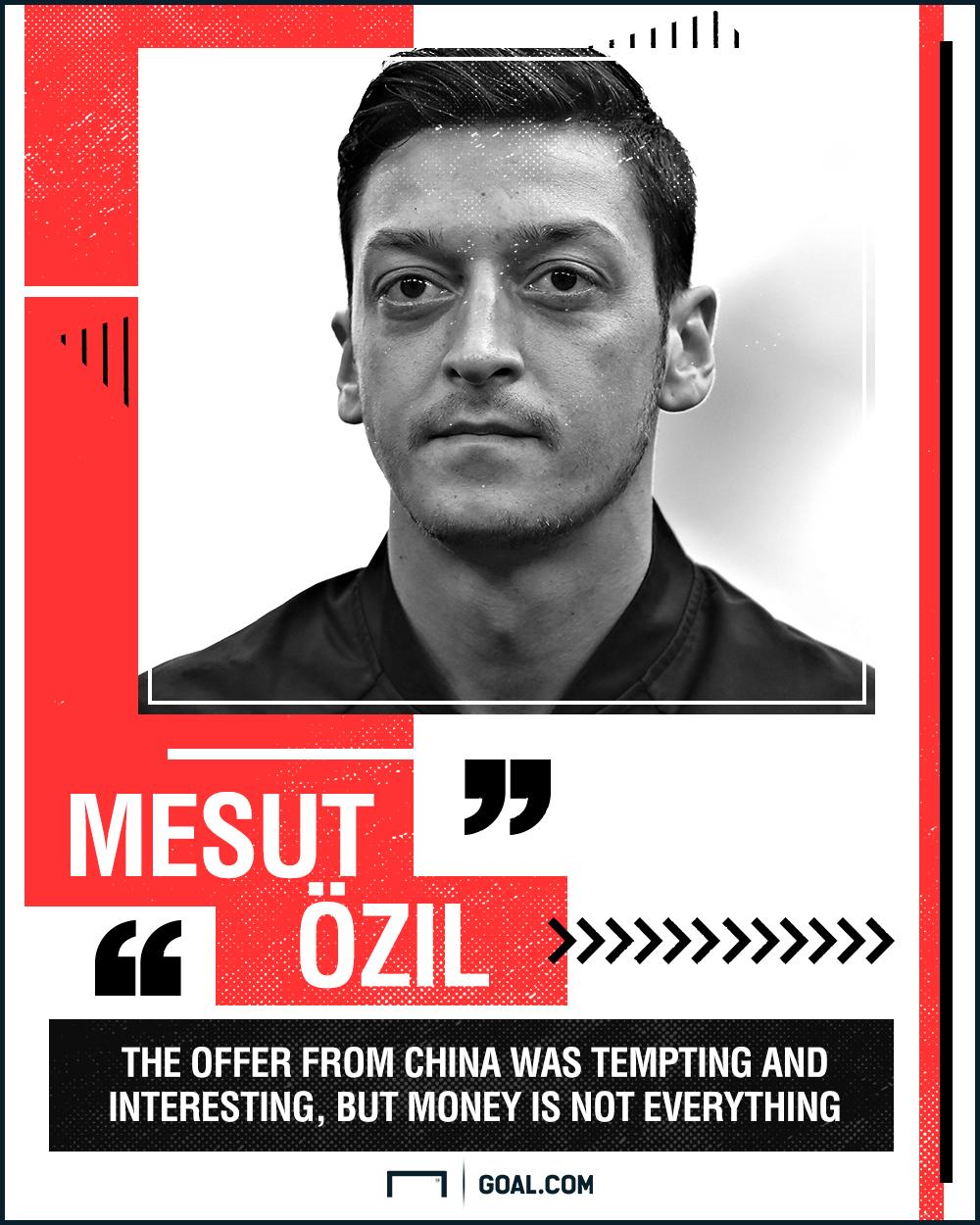 Mesut Ozil GFX