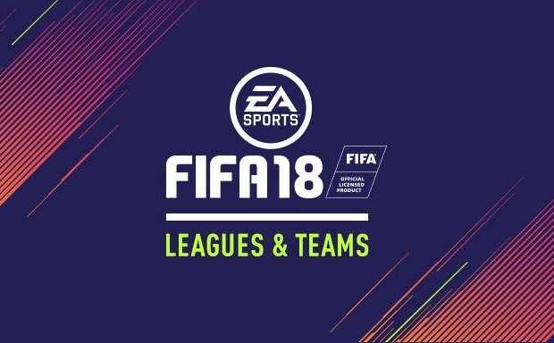 FIFA 18: Kompletna lista klubova! Među njih 700 nema naših