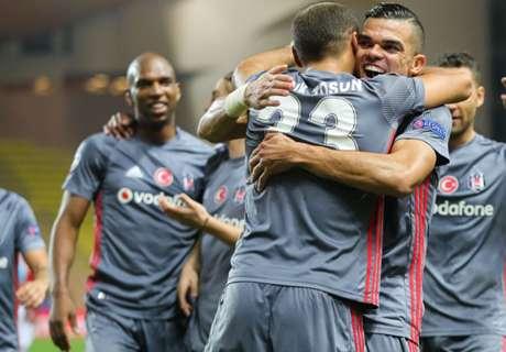 Monaco-Besiktas (1-2) : Un stade vidé, Monaco hors du coup, Falcao n'a pas suffi : les 3 choses à retenir de la défaite monégasque