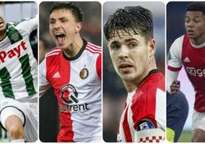 De Eredivisie nadert de winterstop. Welke spelers zijn het waardevolst gekeken naar het aantal assist en doelpunten? Wij zetten de top 20 op een rij.