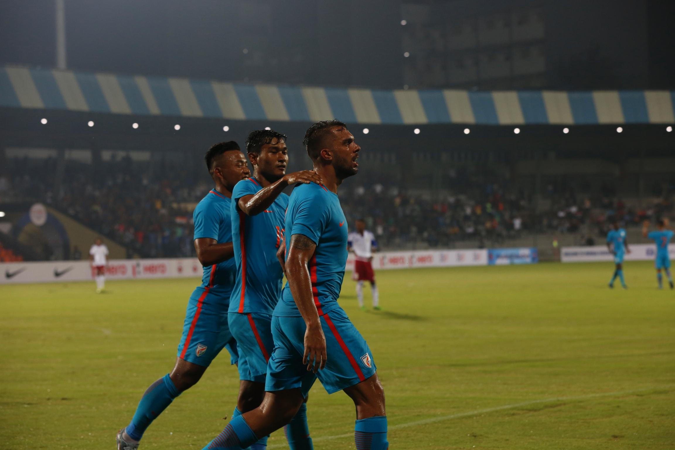 India Mauritius 2