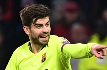 'The last time they had an extra day's rest we beat them 5-1!' - Pique dismisses Solari fixture complaints