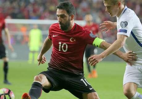 Arda retires from Turkey