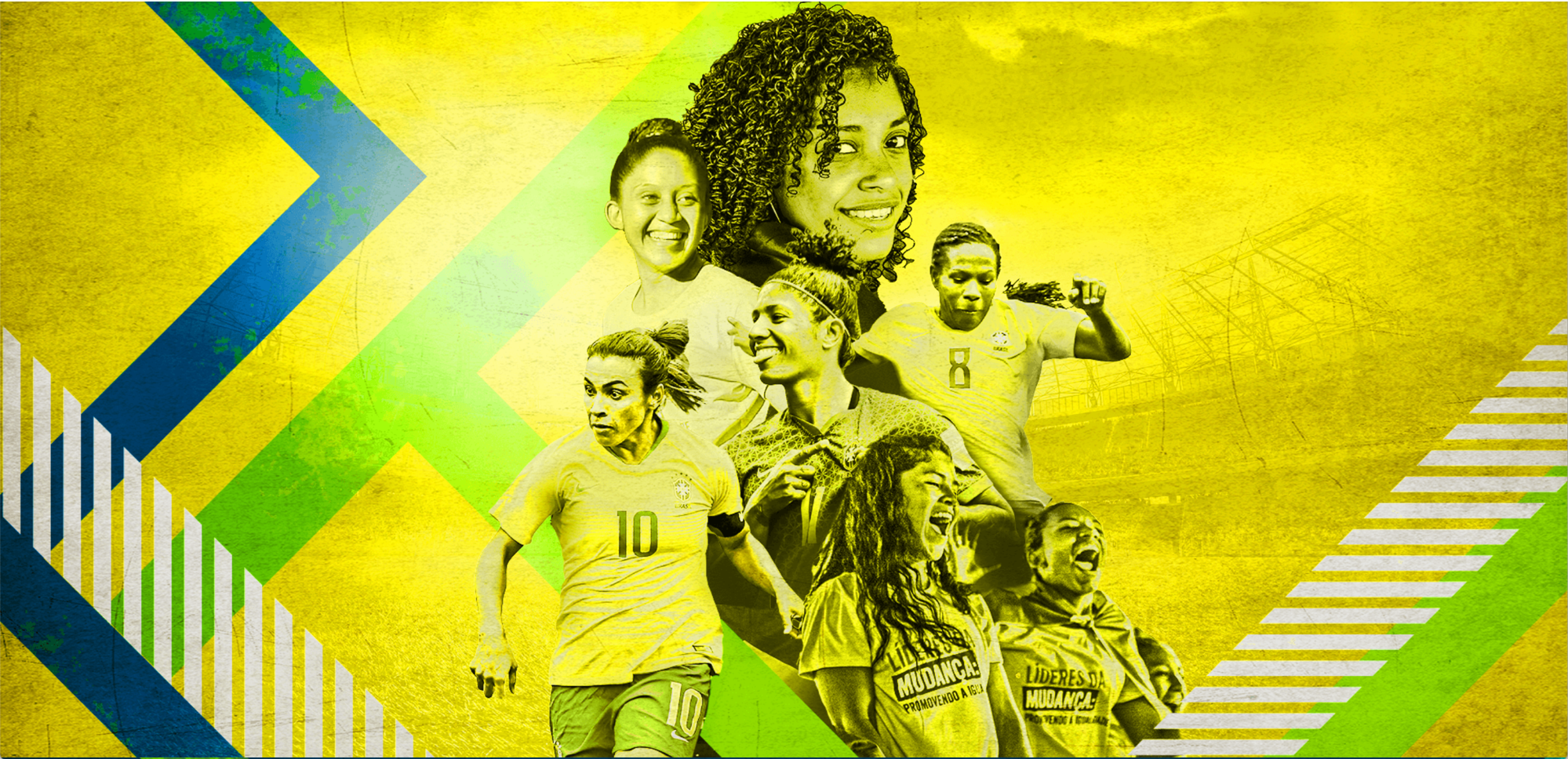 Champions of Change - How football is helping to educate girls in Brazil