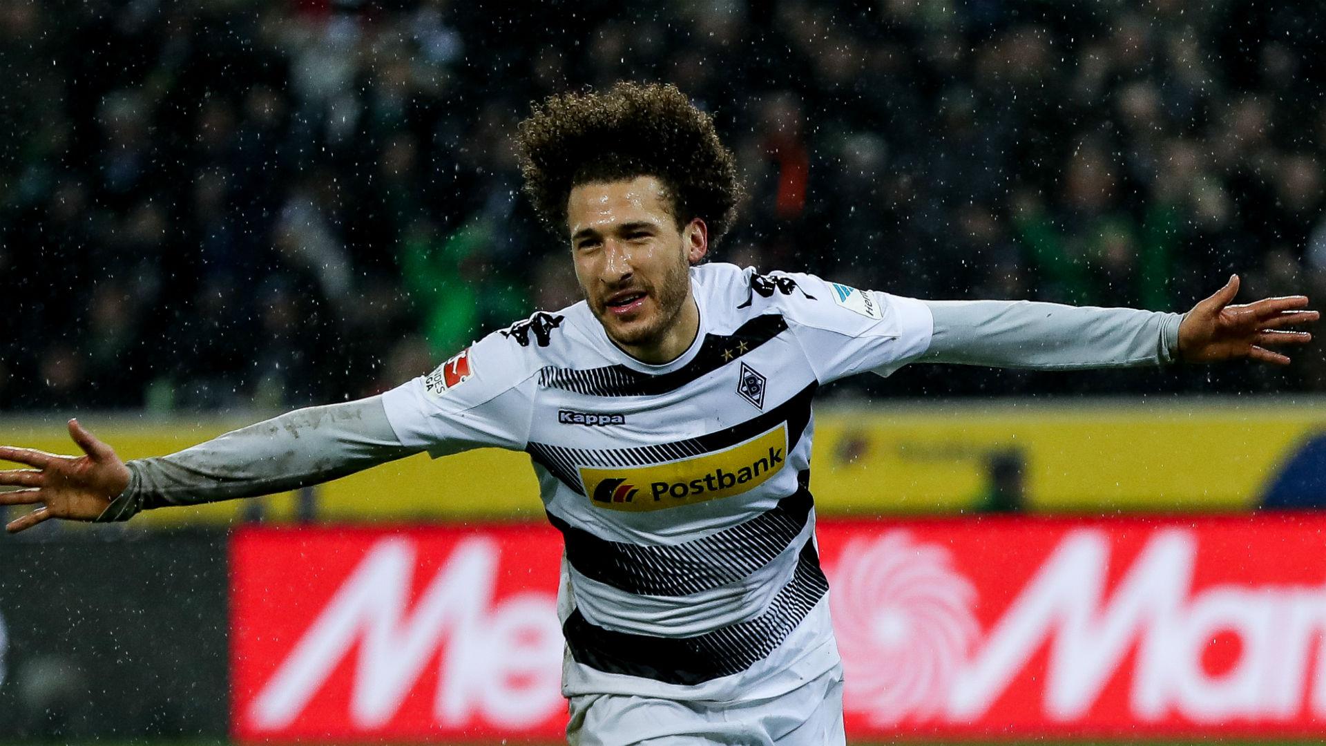 Fabian Johnson Borussia Moenchengladbach Bundesliga 030417