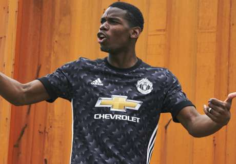 All the new Man Utd kits for 2017-18