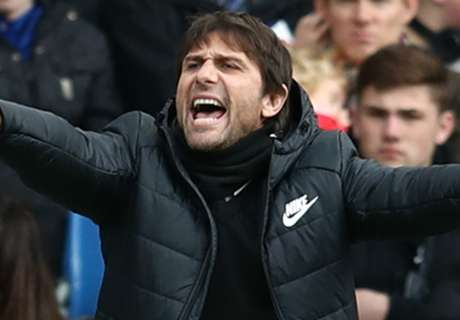 'Conte eager to return to Italy job'
